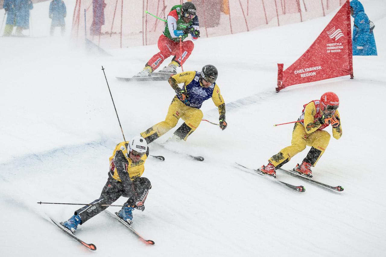 Чемпионат мира по фристайлу и сноуборду проводится один раз в два года и включает в себя двадцать