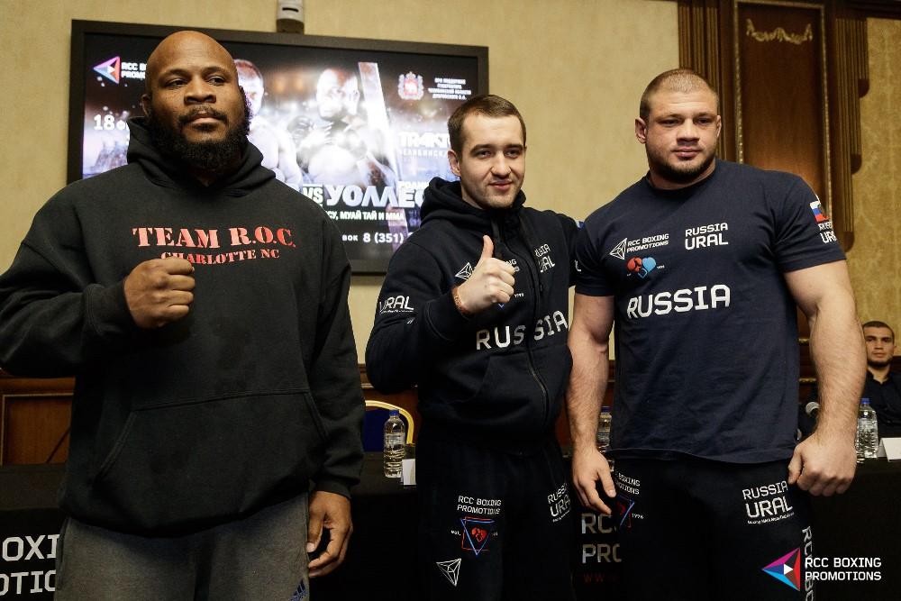 Утром бойцы главной пары турнира Иван Штырков, представляющий Екатеринбург, и его соперник америк