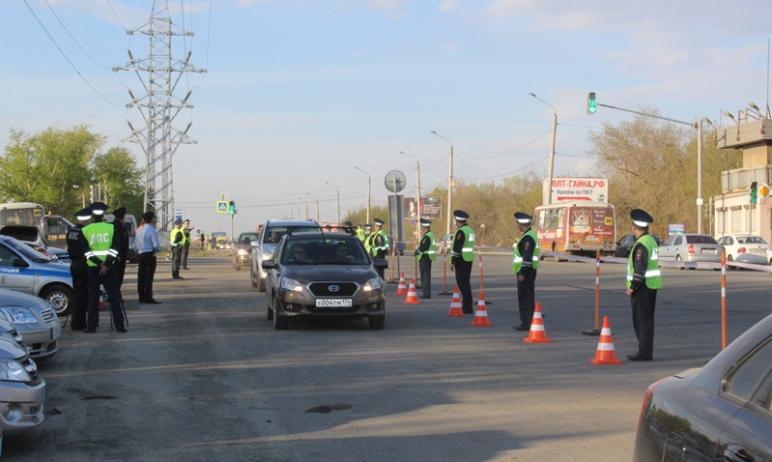 В Челябинске группами нарядов дорожно-патрульной службы ГИБДД проведена работа по поиску пьяных в