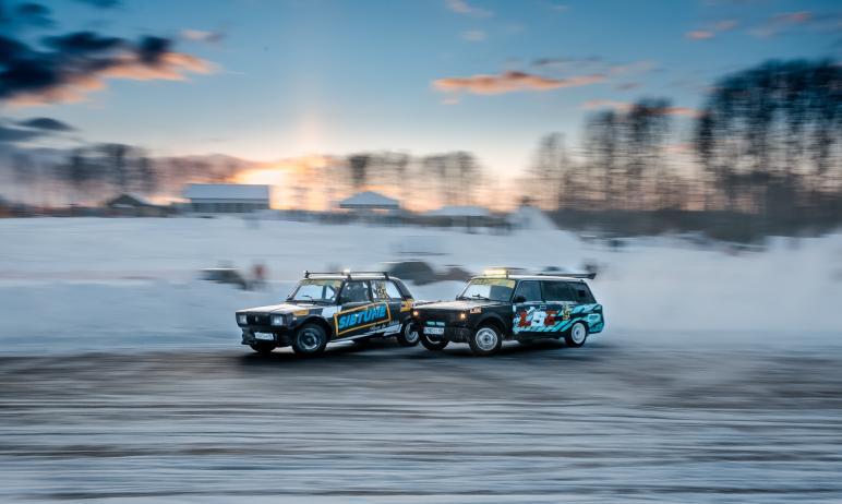 В ближайшие выходные, 26 и 27 декабря, стартует зимний чемпионат Урала по дрифту 2020–2021. 70 уч