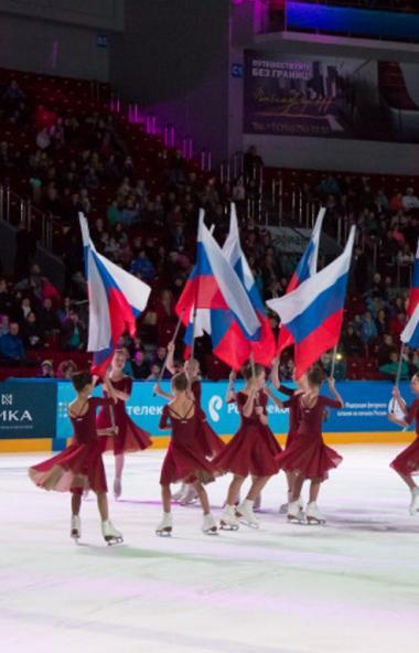 Челябинск примет лучших фигуристов страны. С 22 по 27 декабря на арене «Трактор» состоится чемпио