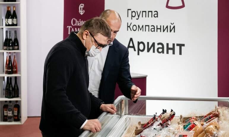 Губернатор Челябинской области Алексей Текслер принял участие в открытии нового