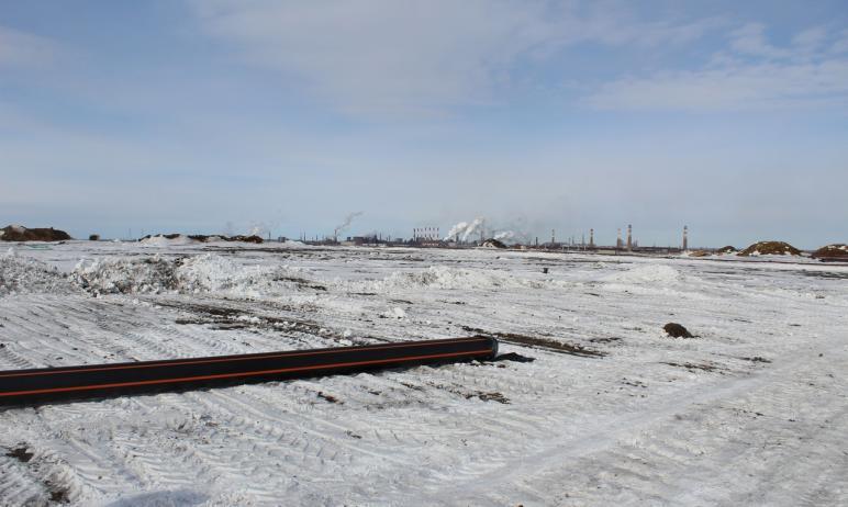 В Челябинске на месте свалки, которая сейчас находится в стадии рекультивации, в будущем может по