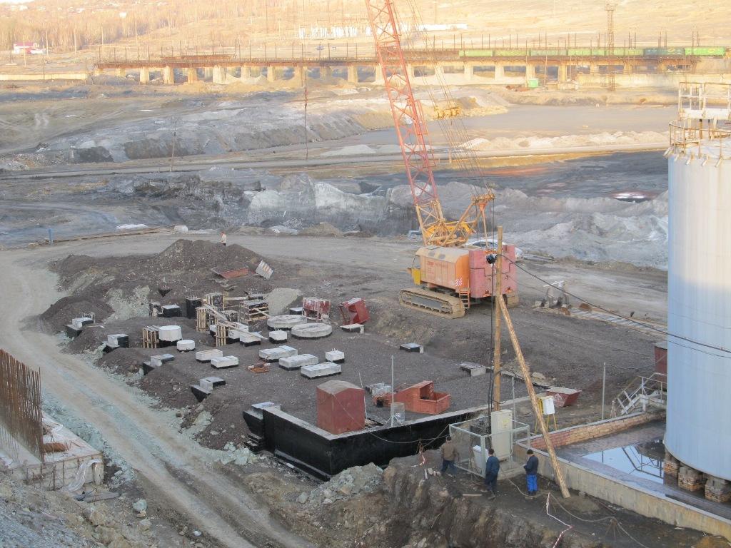 Как сообщил агентству «Урал-пресс-информ» заместитель директора по капитальному строительству ЗАО