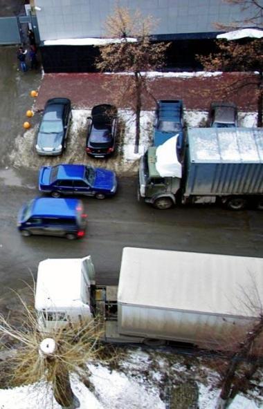 По требованию УФАС администрация Челябинска отменила запрет на въезд в город большегрузного транс