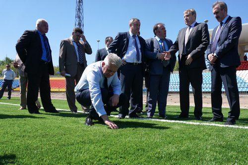 Работы оценили глава города Виталий Бахметьев, председатель городского Собрания