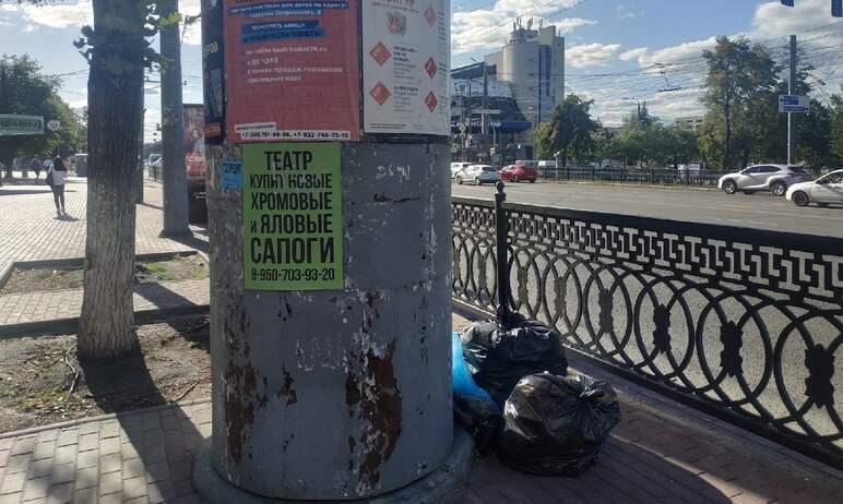 Управляющие компании Челябинска наказаны за невыполнение условий контракта по кошению травы и скл