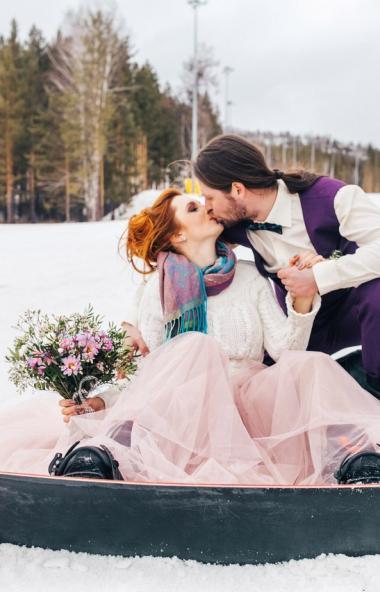 15 февраля на горнолыжном курорте «Солнечная долина» в честь праздника всех влюбленных состоится