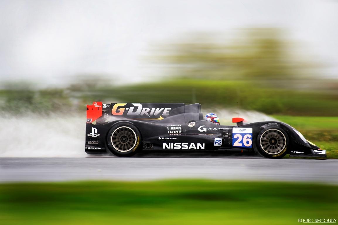 За команду G-DriveRacingbySignatechNissan на Чемпионате мира по гонкам на выносливость выступит ч