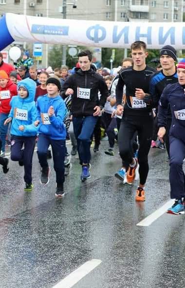 В Челябинске в воскресенье,22 сентября, состоялся первый городской шоссейный марафон. На старт вы