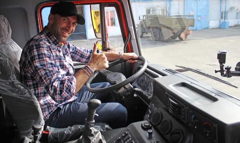 Девятого августа на миасском автомобильном заводе «УРАЛ» (Челяби