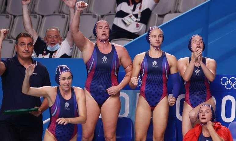 Сегодня, третьего августа, на олимпийском турнире по водному поло среди женщин завершились четвер