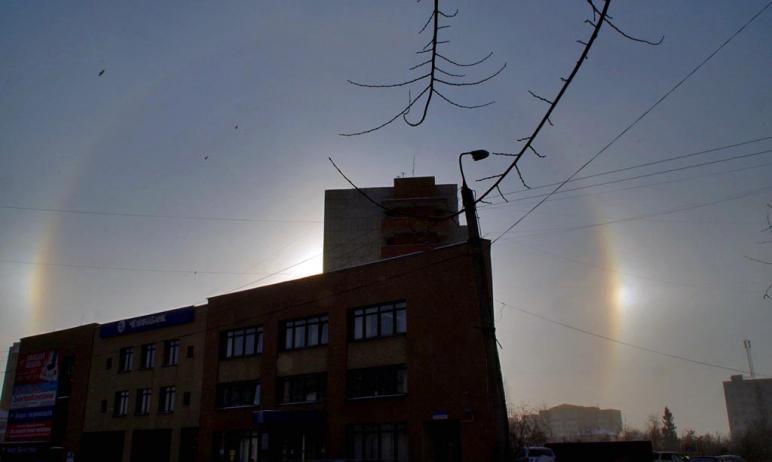 В понедельник, 23 ноября, в Челябинской области ожидаются геомагнитные возмущения и повышенное ат