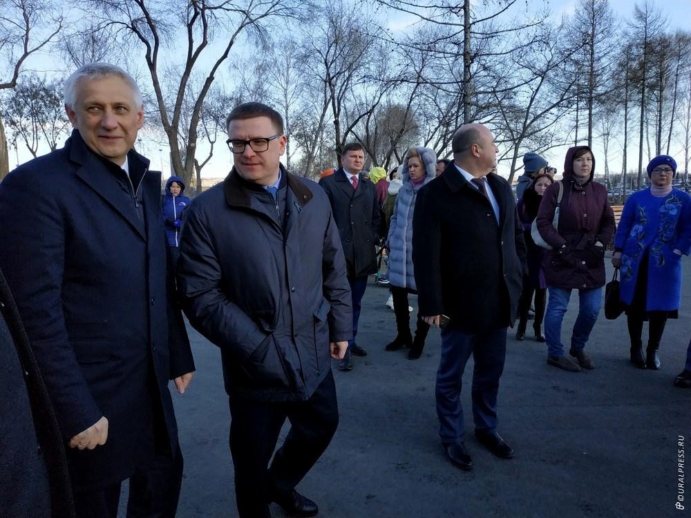 Временно исполняющему обязанности губернатора Челябинской области Алексею Текслеру Магнитогорск п