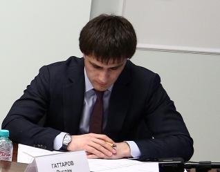 Исполняющий обязанности заместителя губернатора Челябинской области Руслан Гаттаров покидает зани