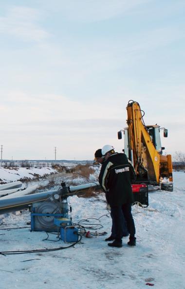 Троицкая ГРЭС ПАО «ОГК-2» совместно с администрацией города Троицка (Челябинская область) заверши
