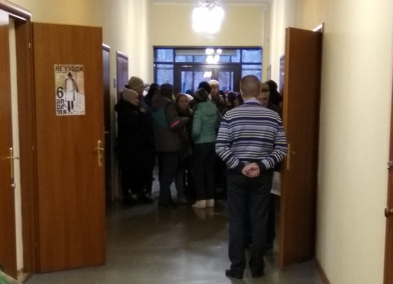 Обманутые дольщики в Челябинской области активизировались. Вчера, третьего апреля, у стен региона