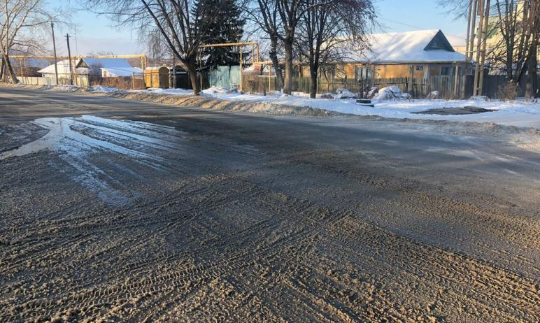 В Металлургическом районе Челябинска сегодня днем, 29-го декабря, случилась очередная коммунальна