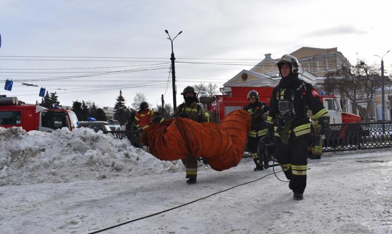 В Челябинске организована доследственная проверка по факту взрыва газового баллона во время ремон