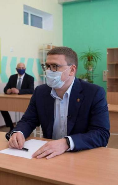 Министр образования и науки Челябинской области Александр Кузнецов отправился в
