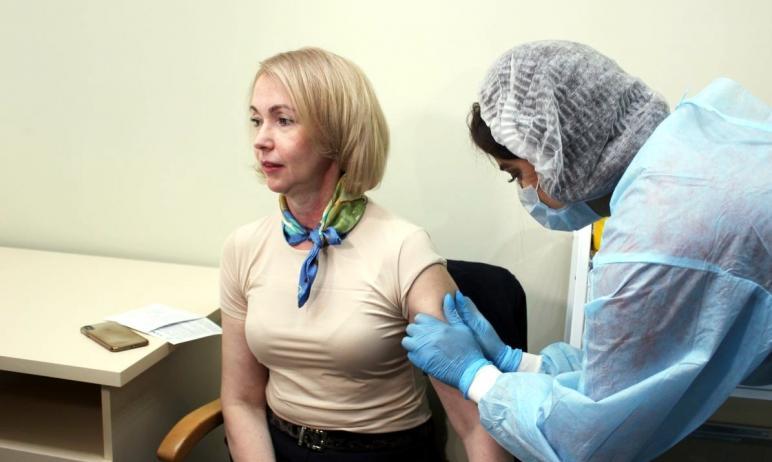 К работникам бюджетной сферы Челябинской области, которые откажутся прививаться от коронавирусной
