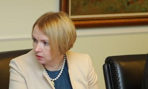 Ей доверена должность заместителя председателя комитета. Напомним, ранее замом главы этого