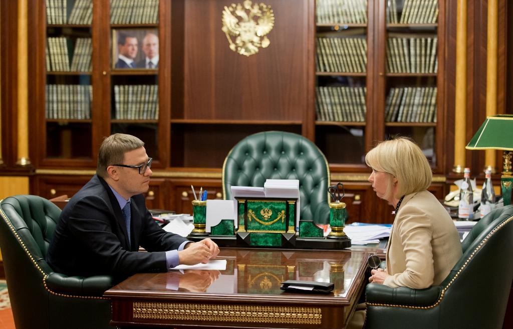 Глава Челябинской области Алексей Текслер принял ряд кадровых решений – уволил с