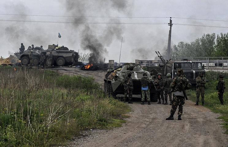 Об этом заявил на заседании парламента и.о. президента Украины Александр Турчинов: «Наши воины н