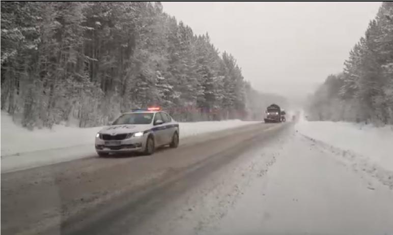 В селе Тюбук (Каслинский район, Челябинская область) полицейским пришлось открыть стрельбу, чтобы