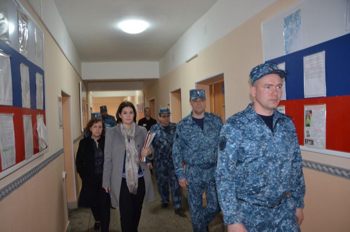 Уполномоченный по правам человека Челябинской области Маргарита Павлова проверил