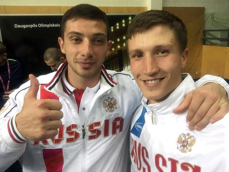 Спортсмен из Челябинской области Вячеслав Плотников стал победителем первенства