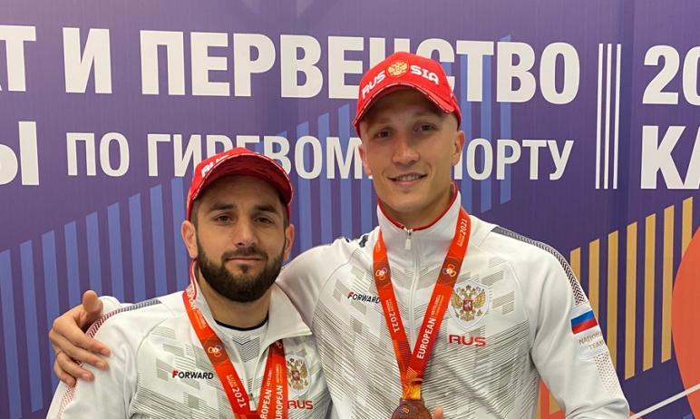 В Казанизавершились чемпионат и первенство Европы по гиревому спорту. В соревнованиях приня