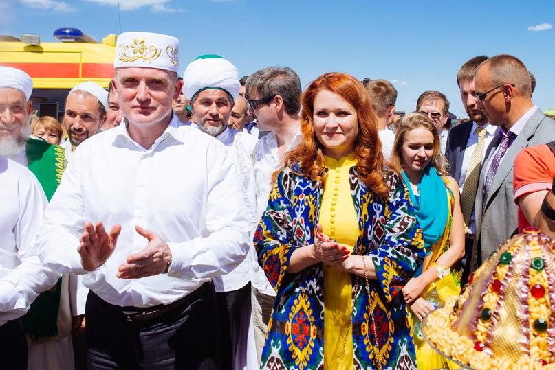 Более 20 тысяч человек — южноуральцев и гостей региона приняли участие в Сабантуе, который в субб