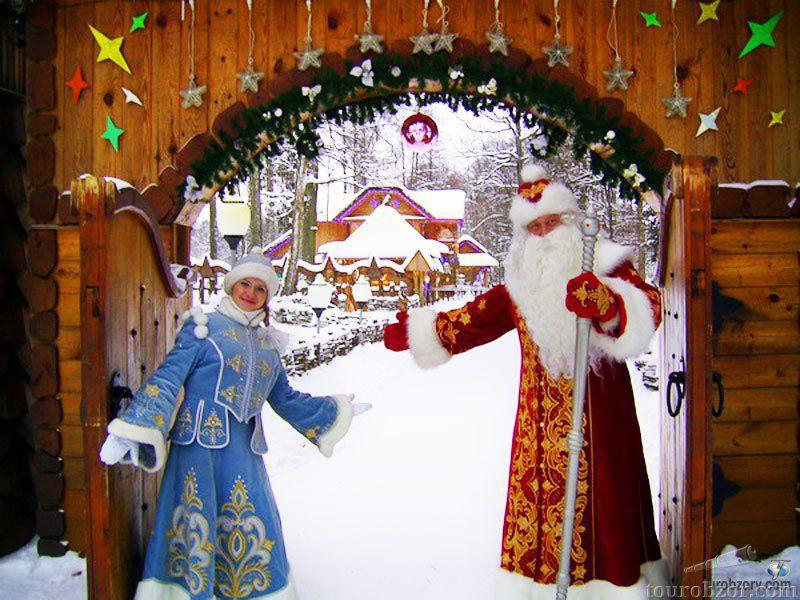 На Южном Урале Дед Мороз задержится на два дня. Он привезет подарки ребятам из школы-интерната №1
