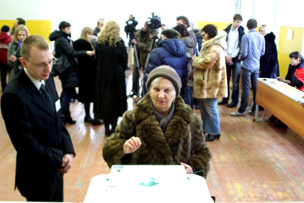 «Явка на 15 часов на выборах Президента Российской Федерации составила 43,03% избирателей Челябин