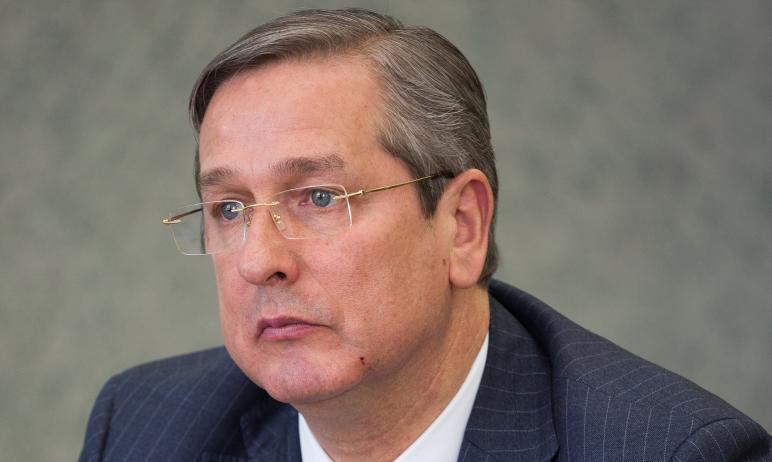 Уполномоченный по защите прав предпринимателей в Челябинской области Александр Гончаров посоветов
