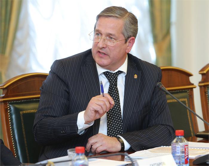Уполномоченный по правам предпринимателей в Челябинской области Александр Гончаров