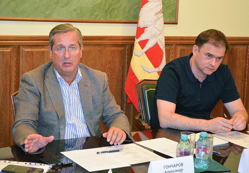 Как сообщил на заседании ЦОП «БПК» уполномоченный по защите прав предпринимателей в Челябинской о