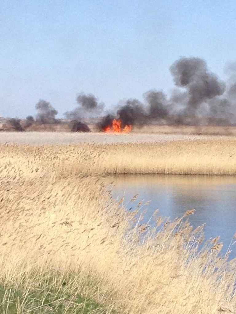 Как уже сообщало агентство, в связи сложной пожарной обстановкой, высоким классом пожарной опасно