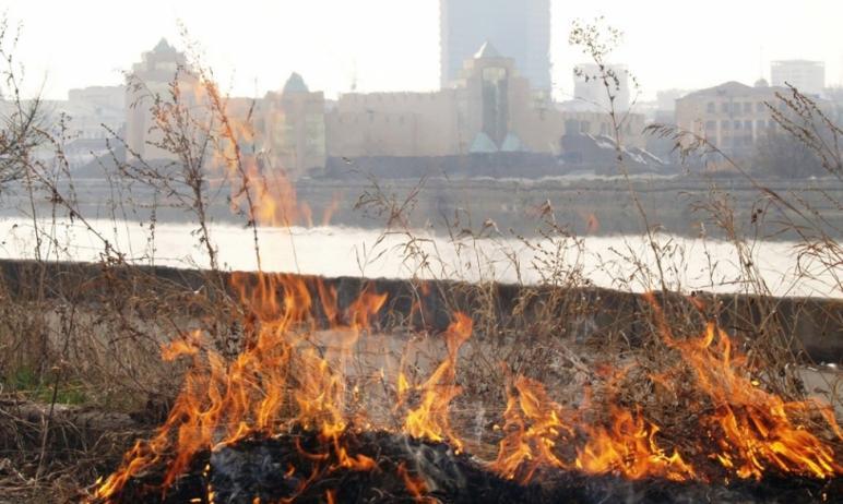 Челябинская область должна войти в пожароопасный сезон 2021-го года в полной боевой готовности.