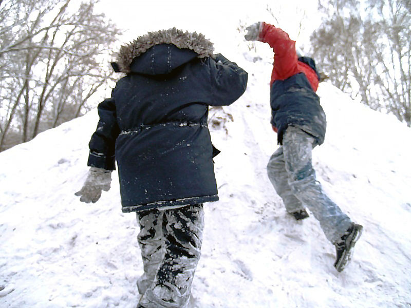 В Челябинске отменены занятия в школах города Челябинска для учеников 1-7 классо