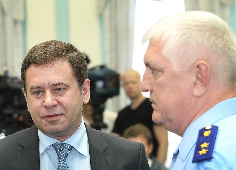 Заместитель генерального прокурора РФ Юрий Пономарёв утвердил обвинительное заключение по уголовн