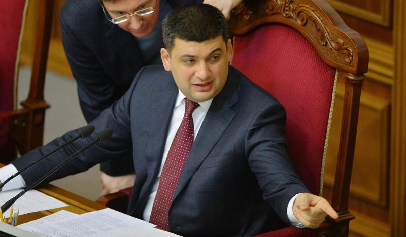 Как заявил Владимир Гройсман киевскому телеканалу «112 Украина», он хорошо представляет вызовы, с