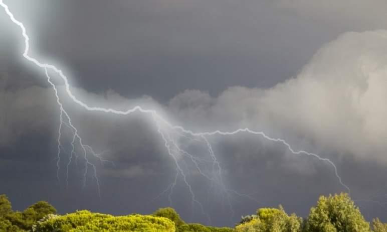 В Челябинской области прогнозируются дожди, грозы, град, шквалистый ветер на фоне высоких темпера