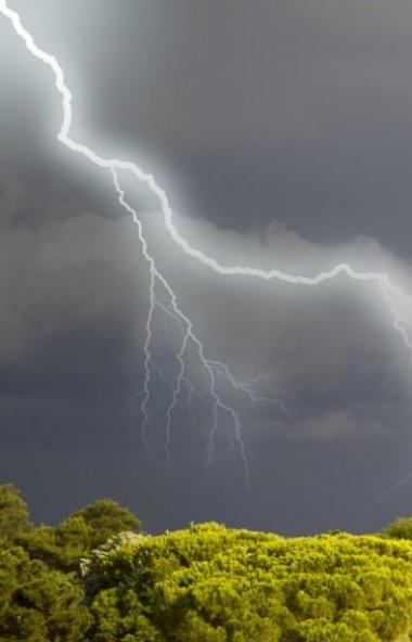 В Челябинской области вновь объявлено штормовое предупреждение - сильные дожди, грозы, град, поры