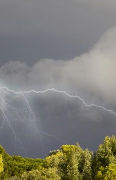 Жителей Челябинской области предупреждают об ухудшении погодных условий - сильные дожди, грозы, г