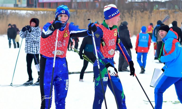 В Сатке (Челябинская область) стартовал VI областной зимний фестиваль комплекса «Готов к труду и