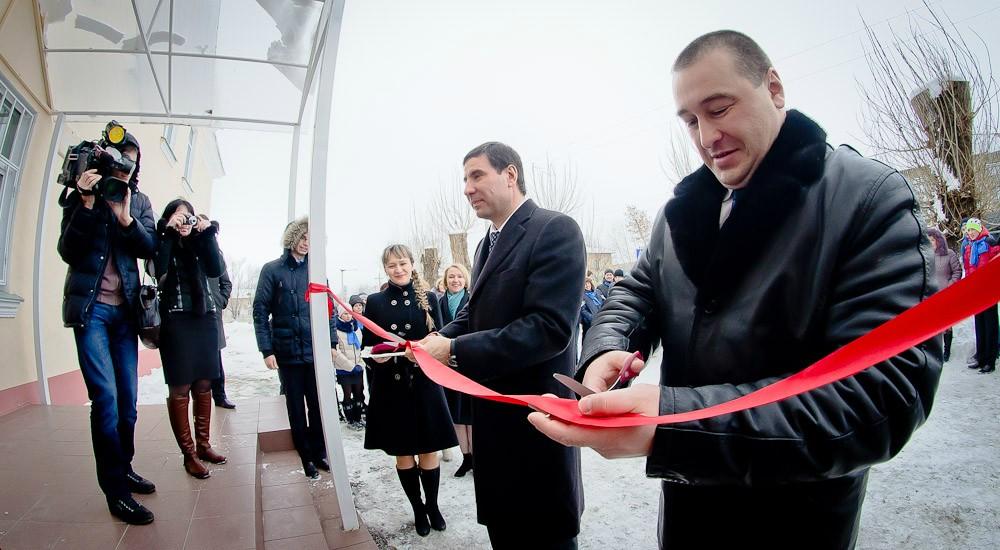 Как сообщает пресс-служба районной администрации, на церемонии открытия побывал губернатор Челяби
