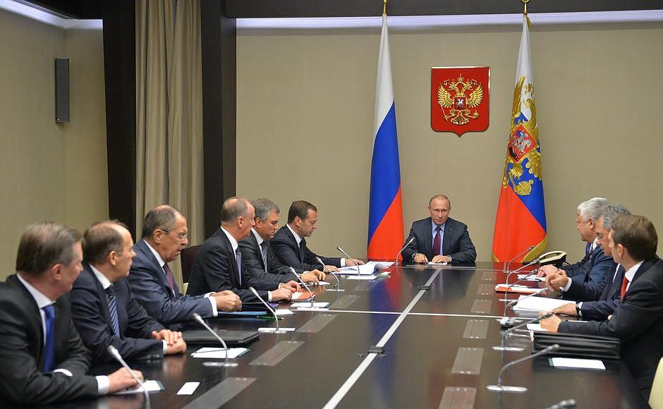 Как стало известно агентству «Урал-пресс-информ» из текста документа, размещенного на сайте Кремл