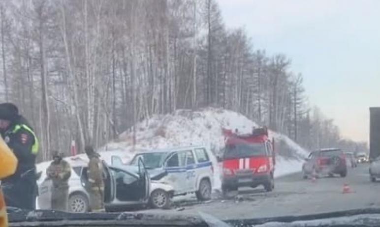 В Челябинской области сотрудники полиции выясняют обстоятельства резонансного ДТП с участием ином